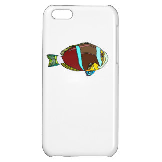 Clown Fish iPhone 5C Covers