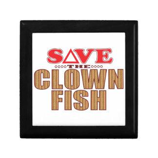 Clown Fish Save Gift Box