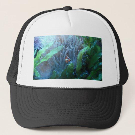 Clown Fish Trucker Hat