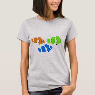 Clown Fish Women's Summer Tee