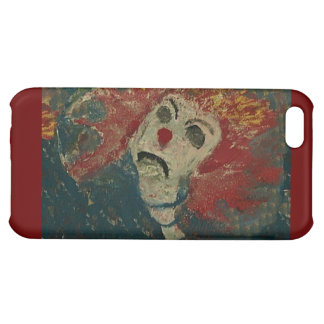 Clown Frown iPhone 5C Cover