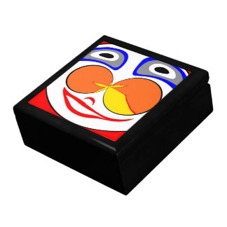 Clown funny face jewelry boxes