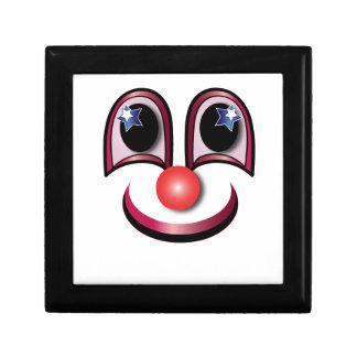Clown Trinket Boxes