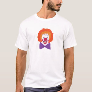 Clown Head T-Shirt