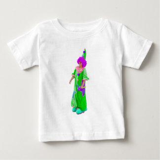 clown infant t-shirt