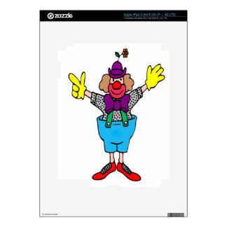 Clown iPad 3 Skin