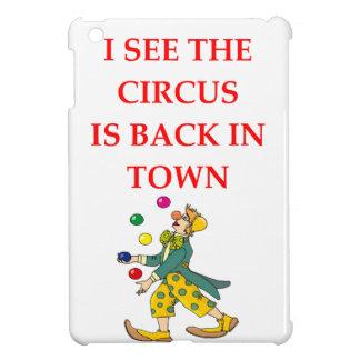 clown iPad mini cover