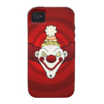 Clown! iPhone 4/4S Vibe Vibe iPhone 4 Cover