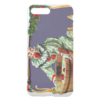 Clown Jester Bobbing For Apples iPhone 7 Plus Case