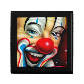 Clown Jewelry Box