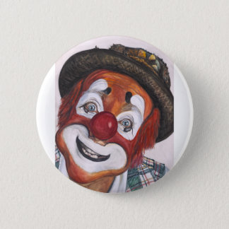 Clown Jonathan Freddies Button