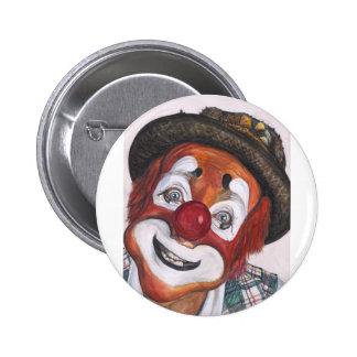 Clown Jonathan Freddies Pin