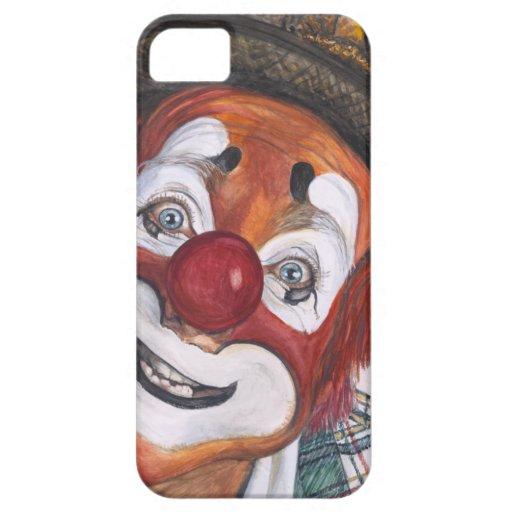Clown Jonathan Freddies iPhone 5/5S Cover