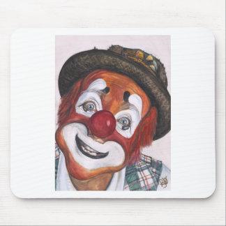 Clown Jonathan Freddies Mouse Pads