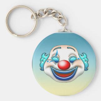 clown keychain