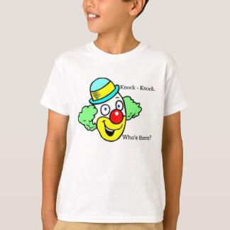 Clown Knock - Knock Joke Derby T-Shirt