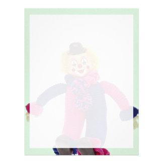 Clown Custom Letterhead