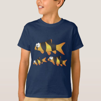 Clown loach family T-Shirt