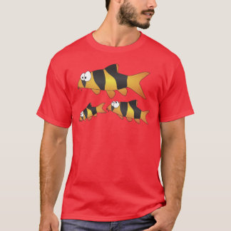Clown loach family T-Shirt