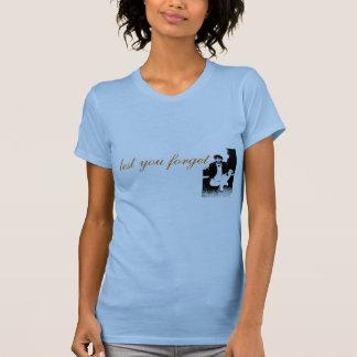 Clown Logo - Goodnight Lyrics T-Shirt