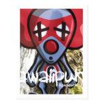 Clown Mascot Postcard