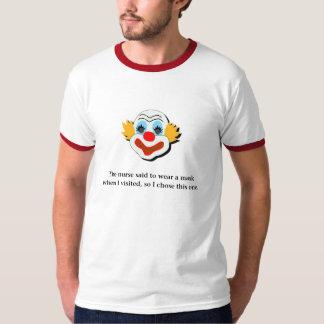 Clown Mask T-Shirt