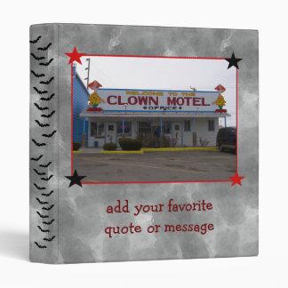 Clown Motel Binder