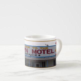Clown Motel Espresso Cup