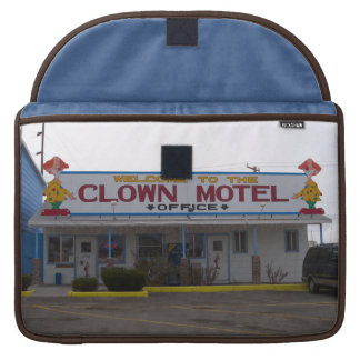 Clown Motel Sleeves For MacBook Pro
