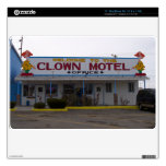 Clown Motel Skins For The MacBook