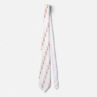 clown neck tie