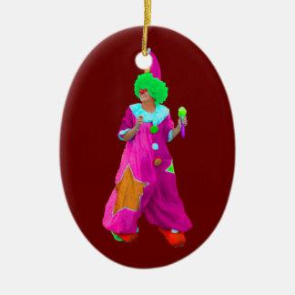 clown christmas ornaments