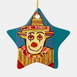 Clown Ornament