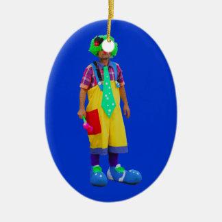 clown christmas tree ornaments