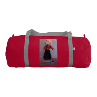 Clown/Pallaso/Clown Duffle Bag