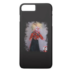 Case-Mate Barely There iPhone 7 Plus Case with Airedale Terrier Phone Cases design
