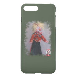 Uncommon iPhone 7 Plus Clearly™ Deflector Case with Cairn Terrier Phone Cases design