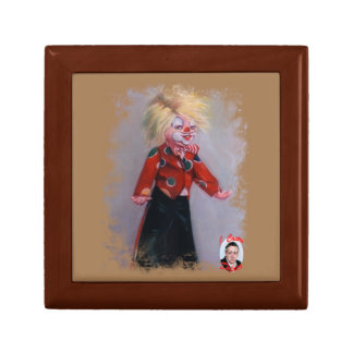 Clown/Pallaso/Clown Jewelry Box