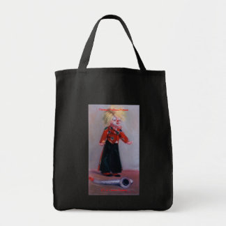 Clown/Pallaso/Clown Tote Bag