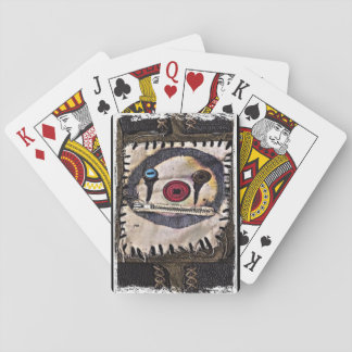 Clown Patch Playing Cards