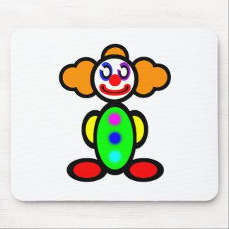Clown (plain) mouse pad