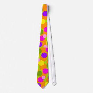 Clown Polkadot Gumball Tie