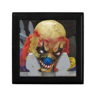 Clown Psycho Jewelry Box