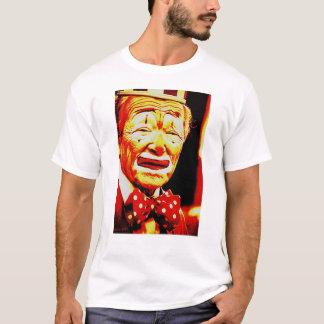 Clown R&Y straight T-Shirt