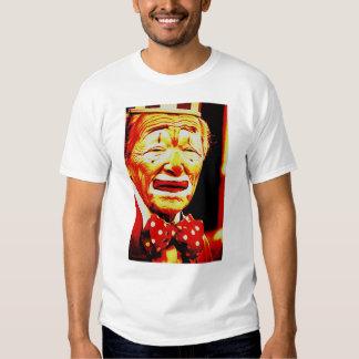 Clown R&Y straight Tee Shirt