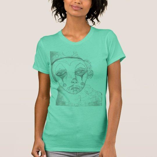 Clown Sketch T-Shirt