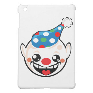 clown smiley face case for the iPad mini