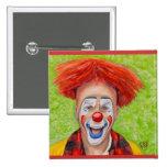 Clown Steven Daniel Copeland Pin