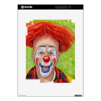 Clown Steven Daniel Copeland Skin For The iPad 2