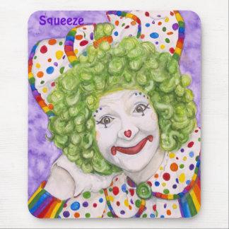 Clown Sue Marranconi - Squeeze Mouse Pads